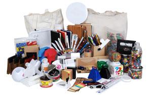 promo items in assortment