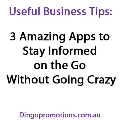 3 Amazing Apps to Stay Informed on the Go